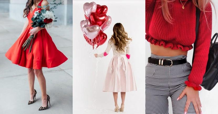 情人節的小浪漫:讓你的情人節裝打扮更甜美可人的時尚單品(一)