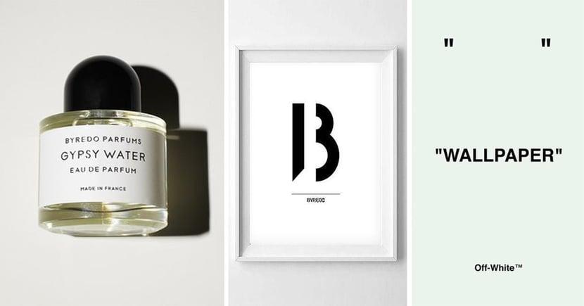 最有名氣的白色組合:歐洲生活品味品牌BYREDO與潮牌OFF-WHITE推出聯乘香水