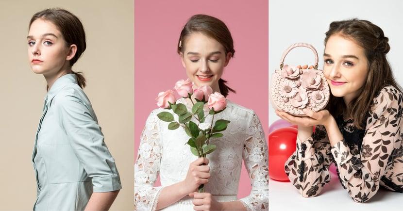 做自己更令約會造型加分!三種嶄新裙裝穿搭術  打造甜美浪漫個性小造型