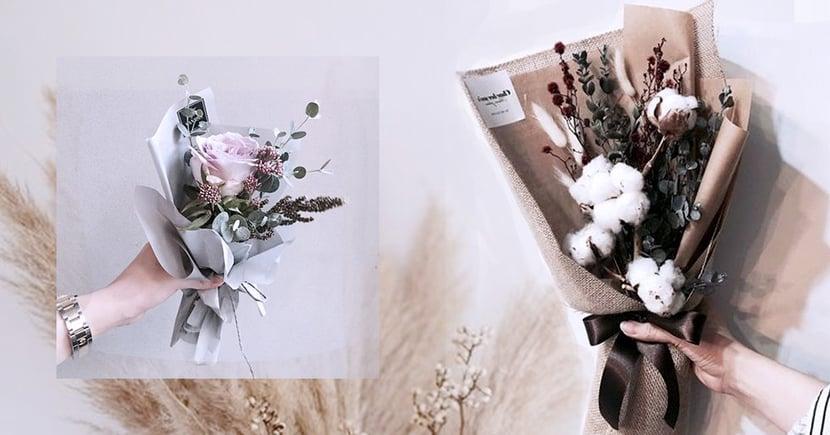 情人節不想再收到一成不變的玫瑰了!這些花會更浪漫⋯⋯