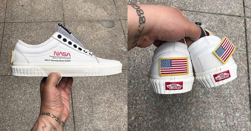 著鞋都可以「著出宇宙」:打賭你絕對想不到!美國太空總署NASA推聯乘鞋款