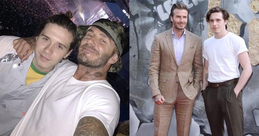 「家人永遠都是最重要的」兒子Brooklyn 給暖男爸爸 David Beckham 一個生日驚喜!