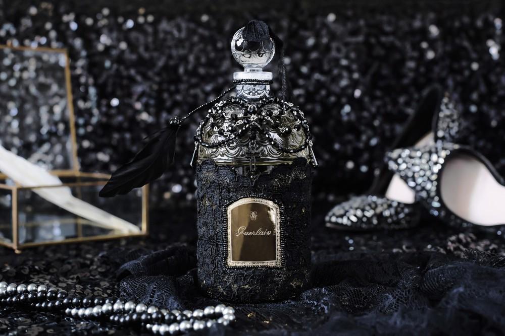 Guerlain慈善香水展覽!皇者古天樂重新演繹品牌經典香水瓶!