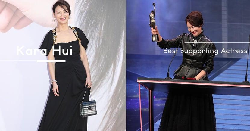 惠英紅兩度勇奪最佳女配角!爐火純青的演技讓她再次站上顛峰!