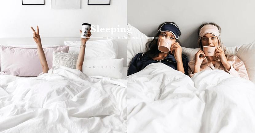 總是睡不好?避免5個「女生睡前不能做的事」讓你一夜好眠