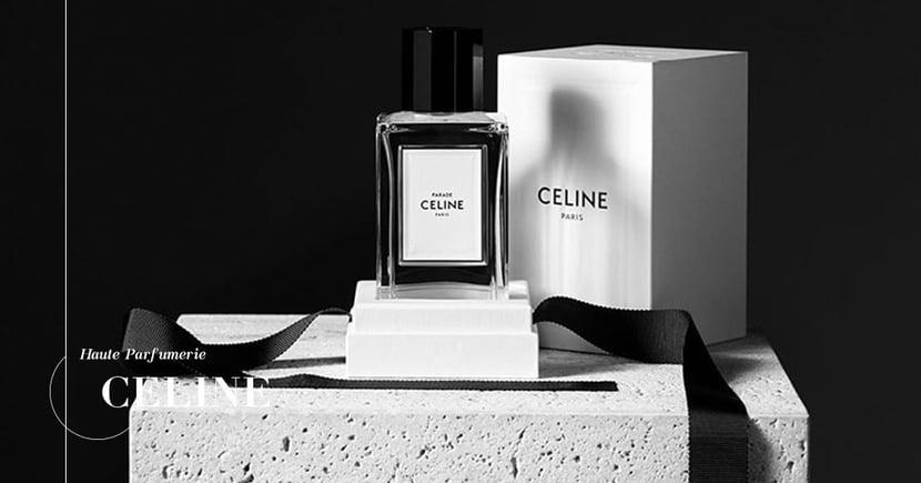 【CELINE中性香水】LVMH如何借助Hedi Slimane複製Dior的成功之路?