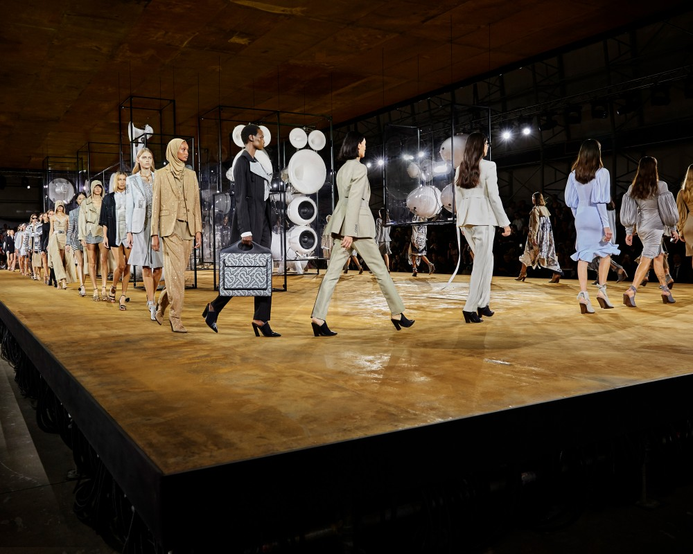 【倫敦時裝週】Burberry的進化論!Riccardo Tisci突破自我的時尚宣言!