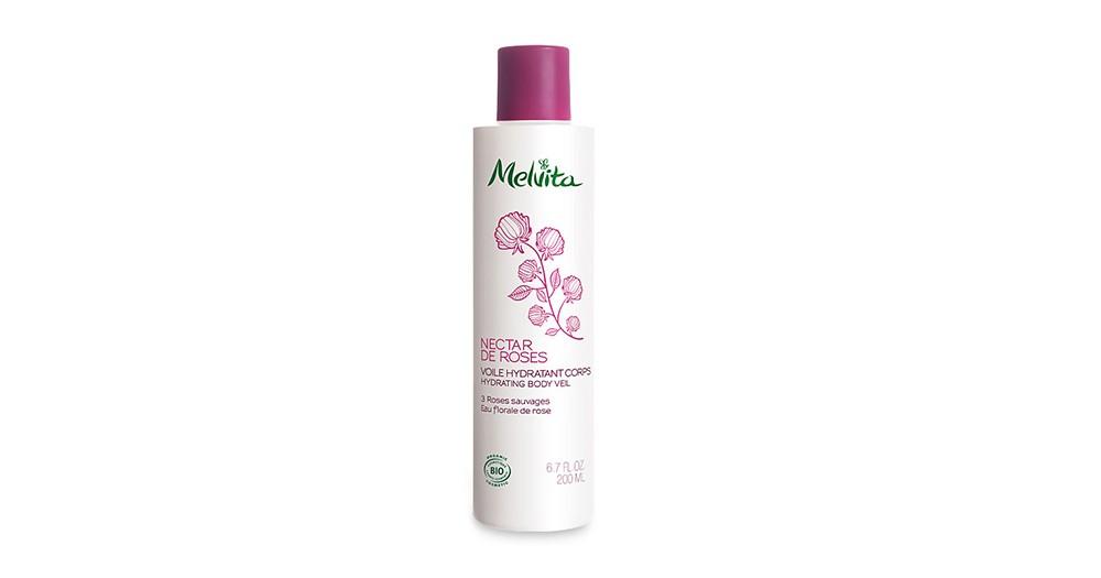有機玫瑰保濕身體潤膚乳