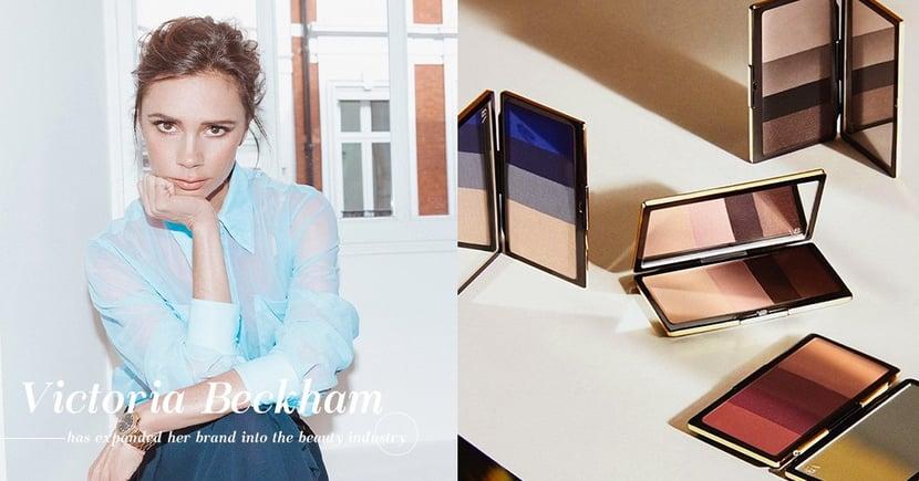以絕美時尚展現最美好自己:Victoria Beckham自家彩妝品正式登場!