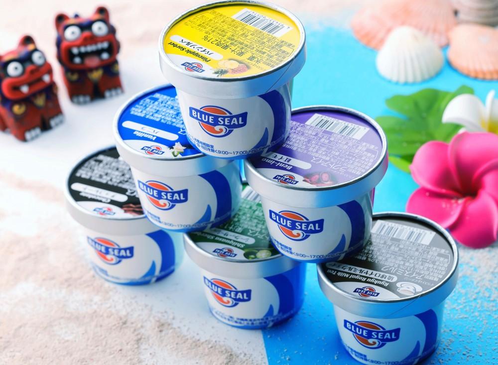 BLUE SEAL 由零食物語及日本雪糕物語獨家引入6款Blue Seal雪糕