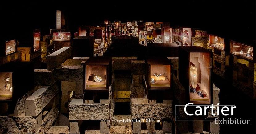 【卡地亞珠寶展】「卡地亞.時之結晶」展覽 東京國立新美術館即日起至12月16日展出