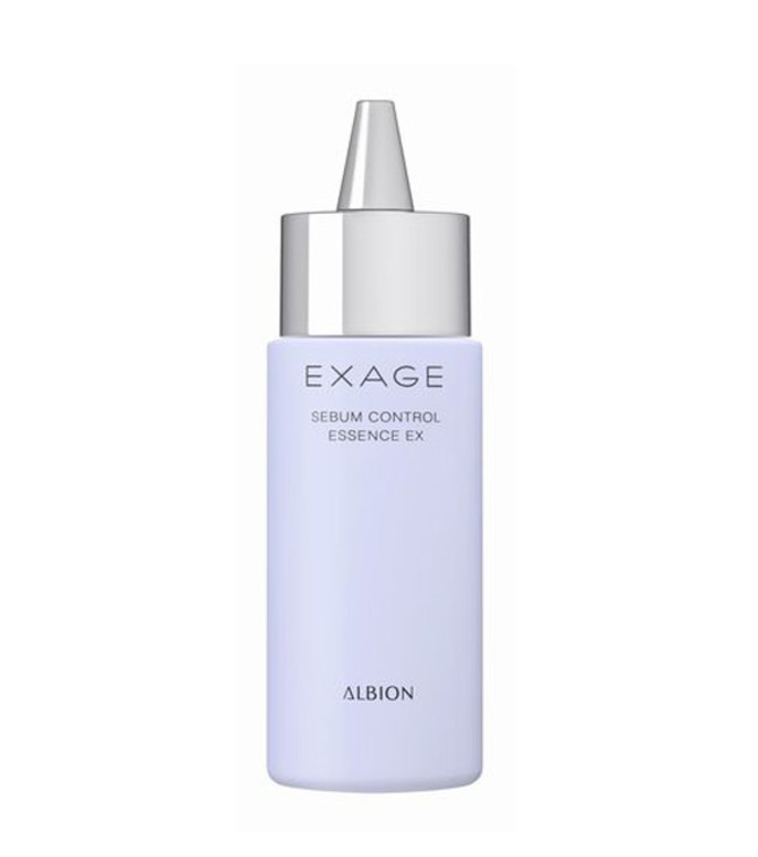 Sebum Control Essence EX不但能收緊鬆弛毛孔,還可美白毛孔周圍的位置,締造晶瑩細膩的肌膚