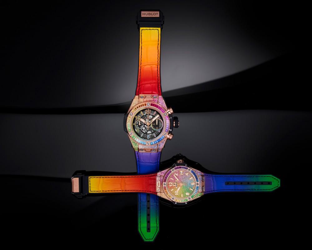 極致奢華的高級珠寶腕錶!Hublot的Big Bang系列究竟擁有什麼懾人魅力?