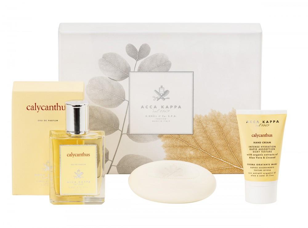 ACCA KAPPA Calycanthus Fragrance Set