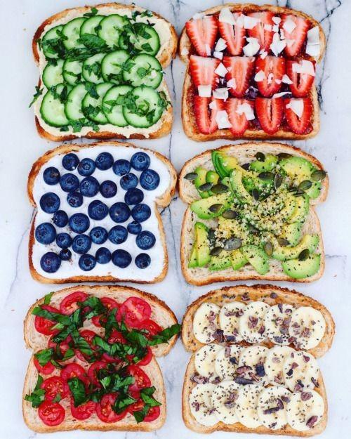 【空肚食早餐】讓沒有吃早餐習慣的你立即垂涎的健康早餐推介