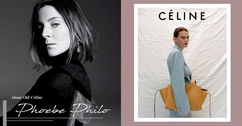 【Old Céline】東京這展覽 讓我們再一次回顧Phoebe Philo的迷人風格!