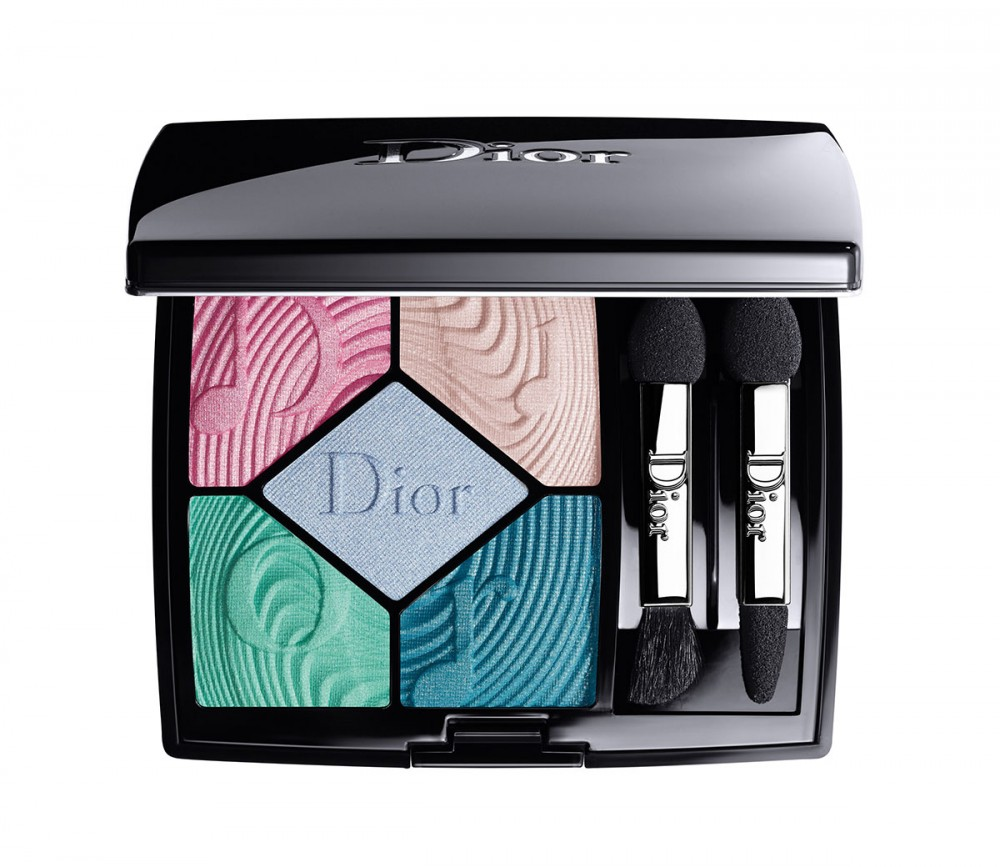 Dior 5 Couleurs – GLOW VIBES五色眼影