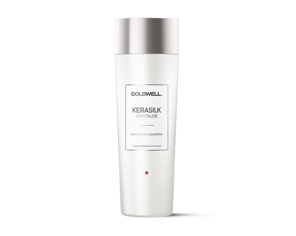 GOLDWELL KERASILK REVITALIZE  NOURISHING SHAMPOO 賦活水潤洗髮露