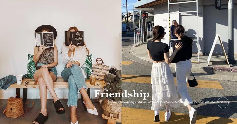 【閨蜜的定義】30+的交友法則:把時間留給值得的人!