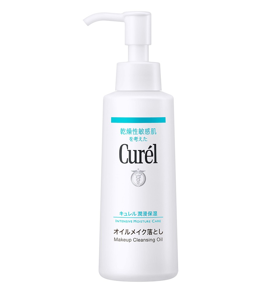 CUREL  Make Up Cleansing Oil