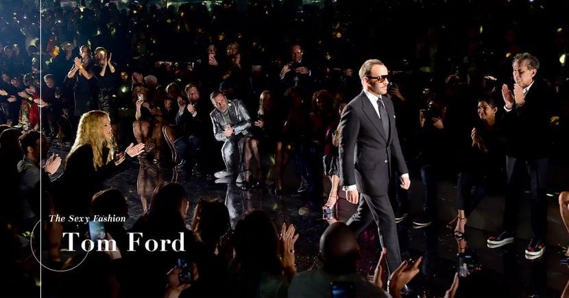 【紐約時裝週】Tom Ford的性感魅惑!華麗重現「Roaring Twenties」!