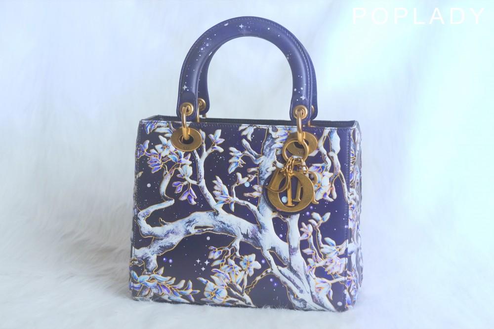 【編輯精選】Christian Dior的藝術歲月!Lady Dior系列昇華成為藝術作品!