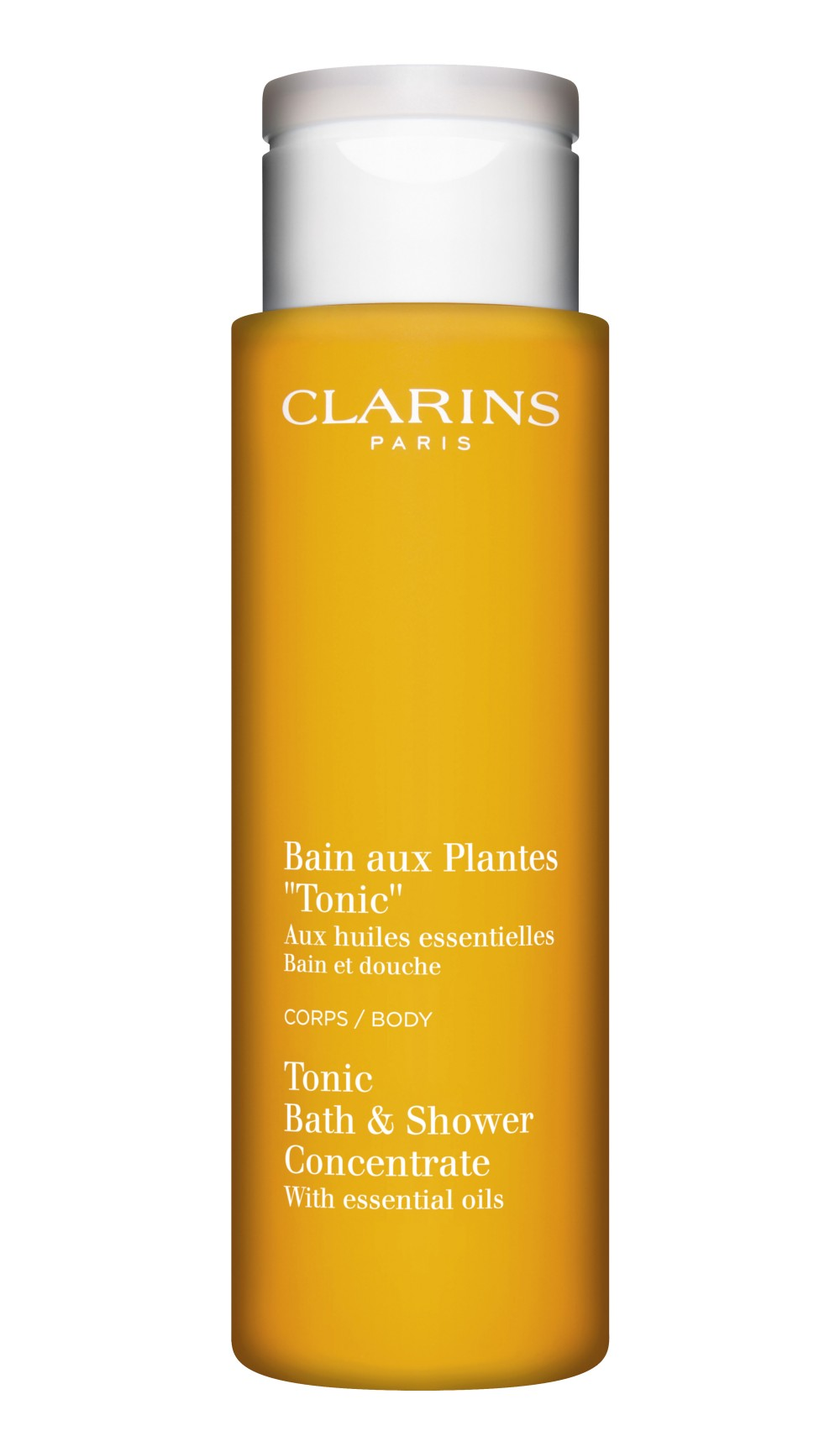 CLARINS 調和沐浴精     Tonic Bath & Shower Concentrate