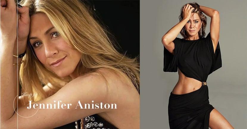 【Jennifer Aniston】年紀越大越有魅力!51歲的她憑驚人意志力練得性感好身型