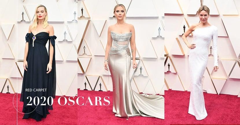 【奧斯卡2020】紅毯是不可錯過的時尚亮點之一,今年最美的裙裝穿搭又會是誰?