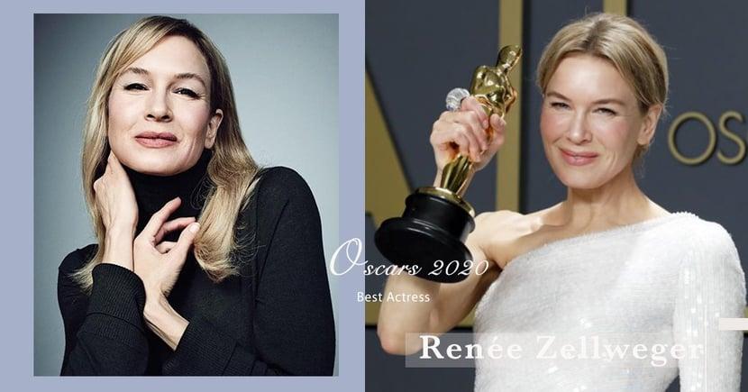 【奧斯卡2020】Renée Zellweger為演活了《Judy》一角,到底她下了什麼苦功?