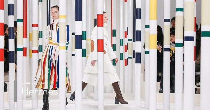 【巴黎時裝週2020】Hermès極致的奢華氣質!Nadège Vanhee-Cybulski重新定義何謂「Less Is More」!