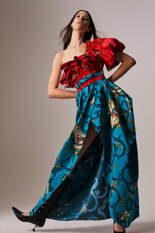 【巴黎時裝週】Shiatzy Chen的文化衝擊!王陳彩霞展現獨特的「覺色」魅力!