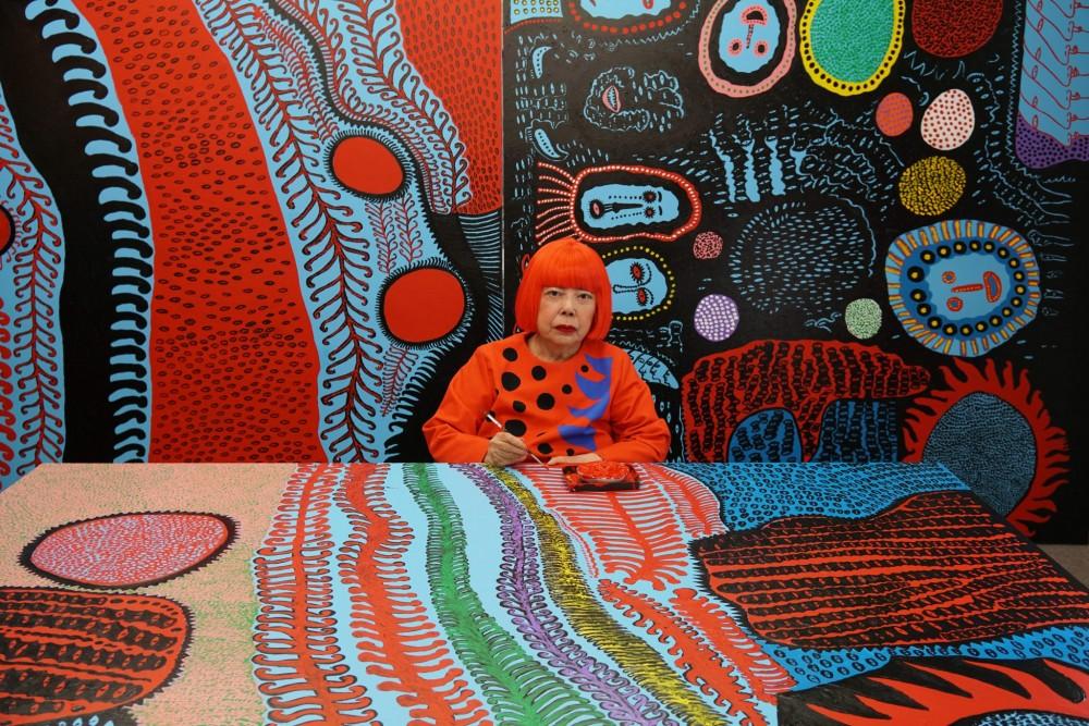 草間彌生的年輕歲月!她如何透過大膽前衛的藝術之路衝擊藝術界?