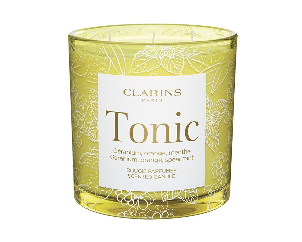 CLARINS 調和舒緩香氛蠟燭(限定版) LIMITED EDITION Tonic Scented Candle