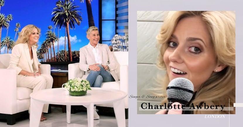 【素人歌手】翻唱Lady Gaga歌曲成功爆紅 Charlotte Awbery憑著一句話令唱歌事業堅持到底!