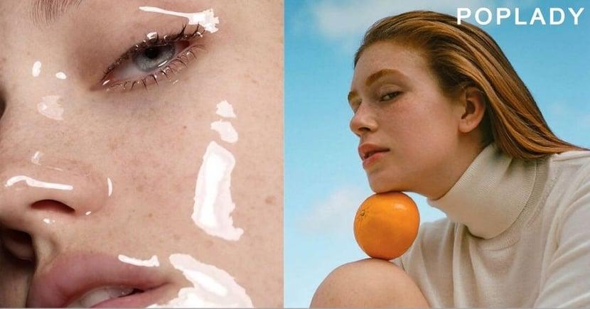【抗氧化】 面對夏季口罩危機 教你用三種抗氧化物「由内到外」拯救皮膚