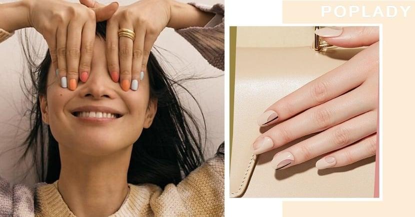 6款簡單特別的夏季美甲指南 大熱「極光美甲」彷彿將星空收入指甲