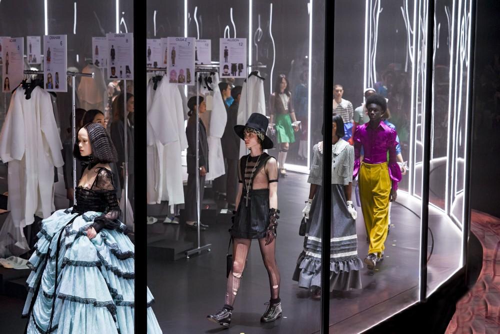 Gucci宣佈取消季度區別!時尚界即將掀起一場翻天覆地的革命?