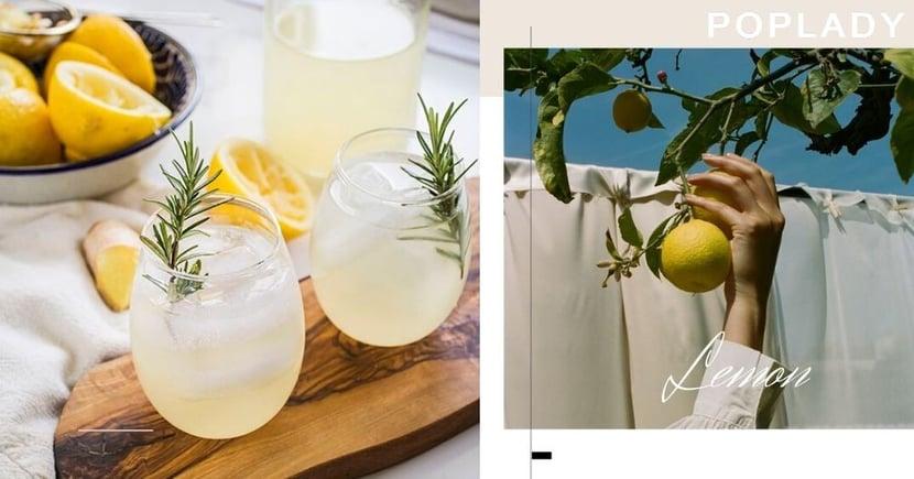 【減肥瘦身】飲檸檬水除了美白,還可以輕鬆減肥!