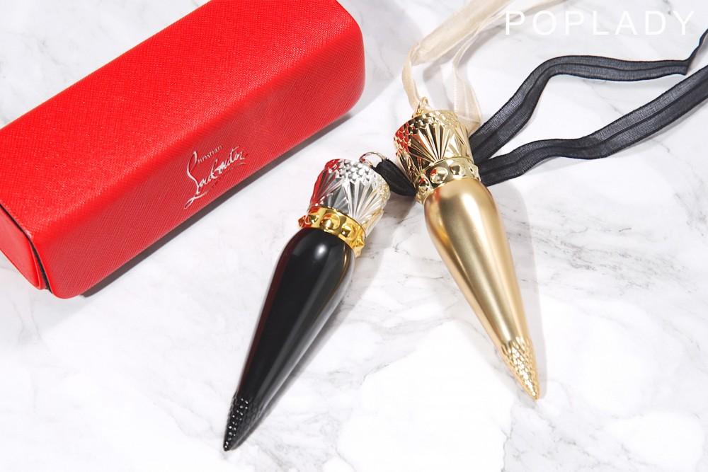 【編輯精選】Christian Louboutin Beauty的紅色誘惑!Silky Satin系列展現華麗的LoubiLooks!