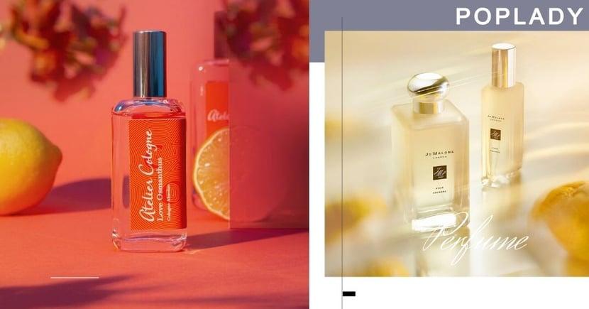 3款果味香水推介,讓你充滿夏日感與異國風情!
