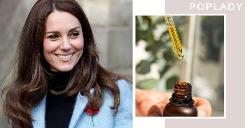 【皇室美肌秘訣】跟Kate Middleton 2大美肌護髮原則  一步到位變大美人