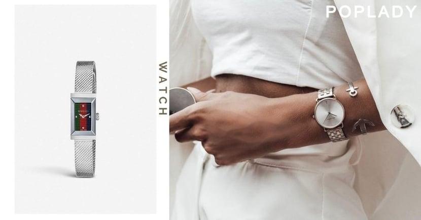 【手錶推薦】上班女孩必備小巧Timeless手錶!GUCCI、OLIVIA BURTON也值得入手!