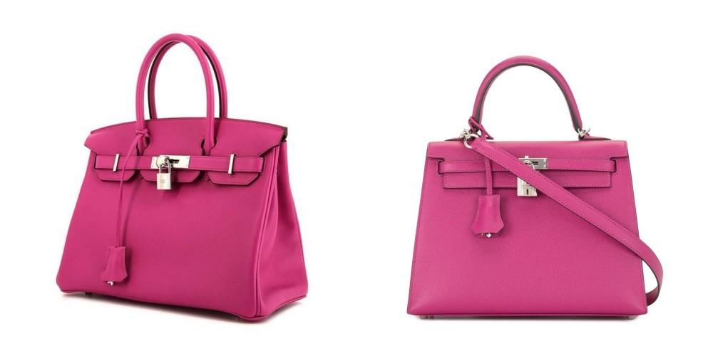 分辦Hermès Kelly、Birkin Bag001