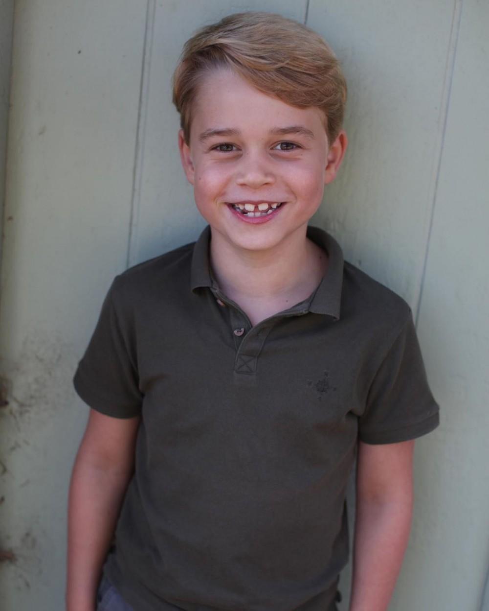 喬治王子的7歲生辰!1