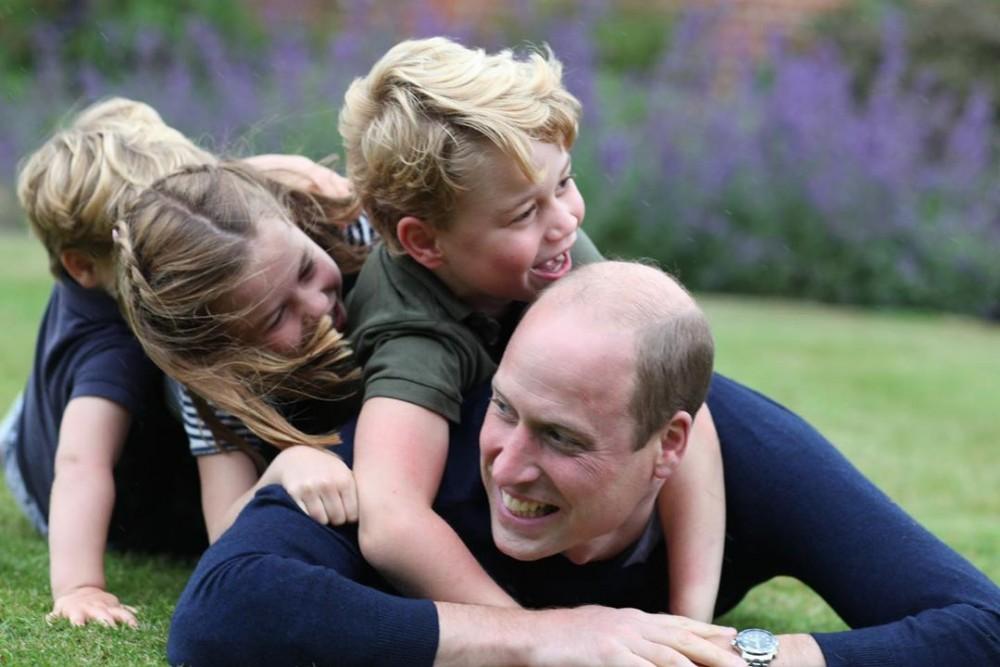喬治王子的7歲生辰4