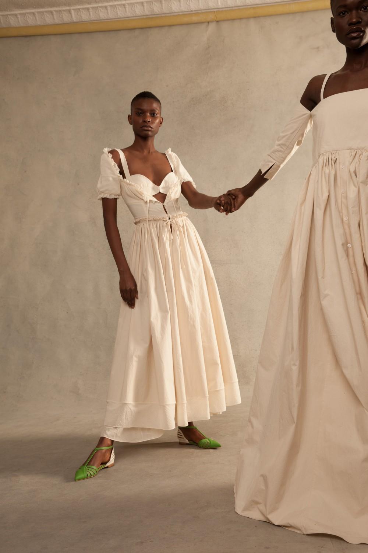 最簡潔的嫁衣裳】新時代女性 7個時尚界熱捧的婚紗品牌
