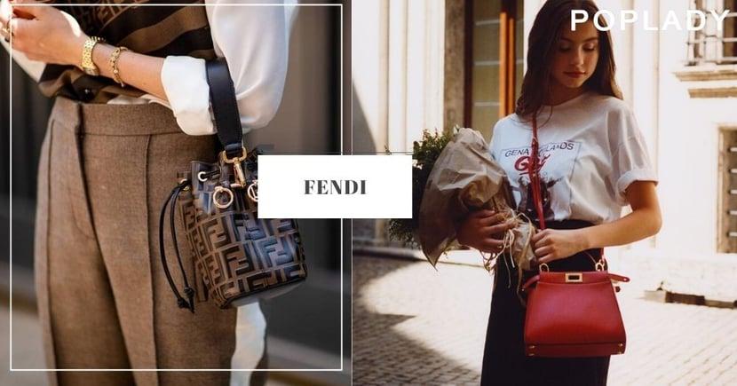 【NET-A-PORTER減價】FENDI高質感減價款式 5款最值得入手推介!