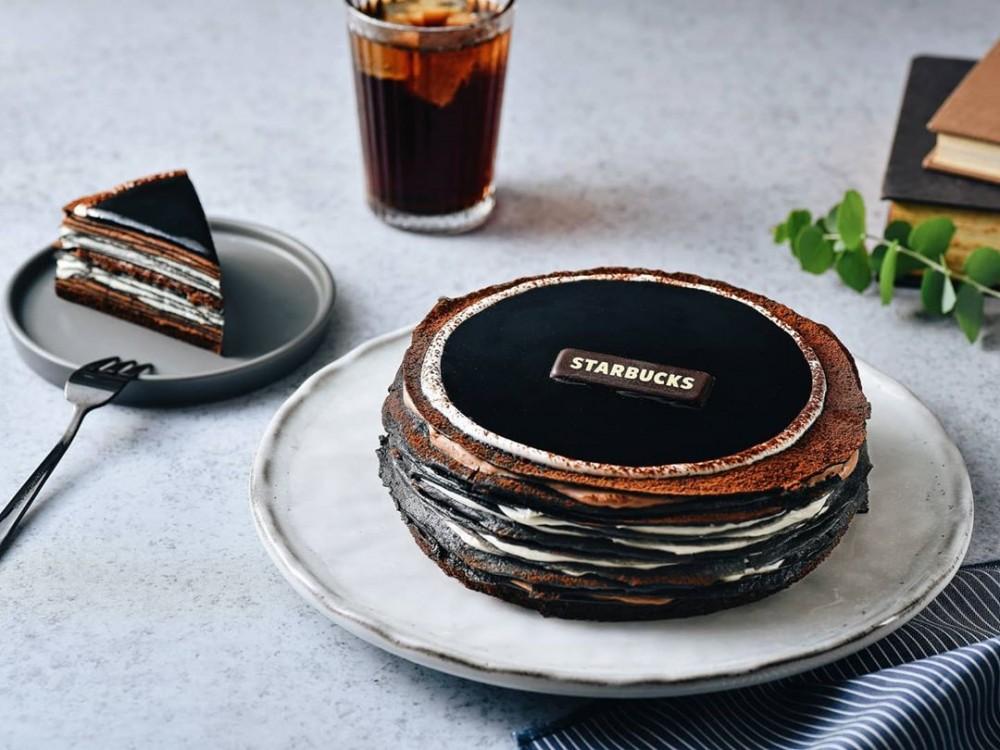 每款最黑的甜品充滿神秘感