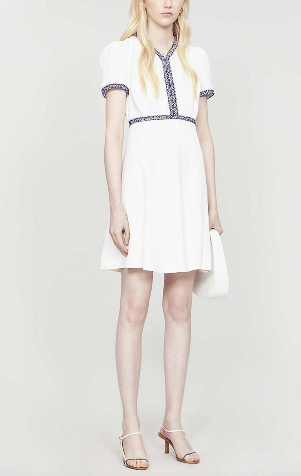 法式優雅連身裙款Selfridges減至半價